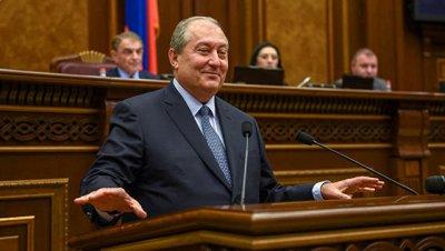 Президент Армении пригласил представителей ОБСЕ и СНГ наблюдать за выборами