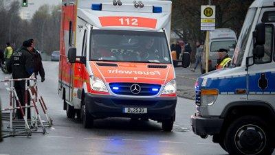 В Германии мертвый свидетель три дня