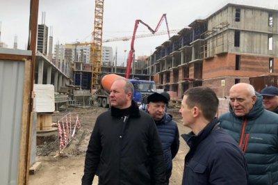 Строительство школы в Суворовском обойдется в миллиард рублей