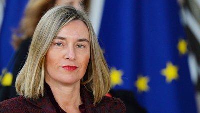 ЕС поддерживает решение о расширении мандата ОЗХО, заявила Могерини