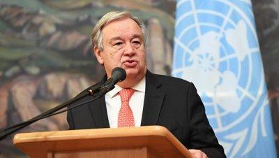 Генсек ООН оценил пожизненный приговор экс-лидерам