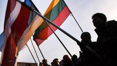 СМИ: Латвию, Литву и Эстонию призвали противостоять
