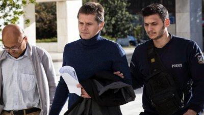 Верховный суд Греции отложил слушания по делу Винника до 29 ноября