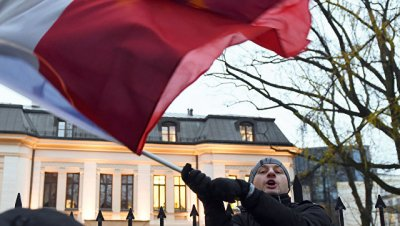 Польского министра раскритиковали за сравнение партии с жертвами Холокоста