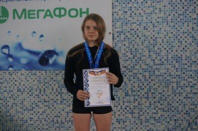 Белокалитвинские спортсмены - призеры Кубка Ростовской области по плаванию