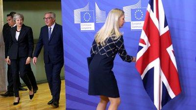 Декларация об отношениях с ЕС отвечает интересам британцев, заявила Мэй