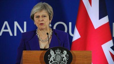 Мэй накануне саммита ЕС по Brexit проведет переговоры с Юнкером