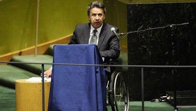 Президент Эквадора потребовал отставки кабинета министров