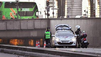 Во Франции обезвреживают угрожавшего взрывчаткой участника протестов