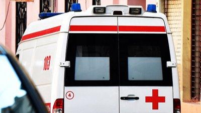 В Ростове-на-Дону столкнулись два автобуса и маршрутка