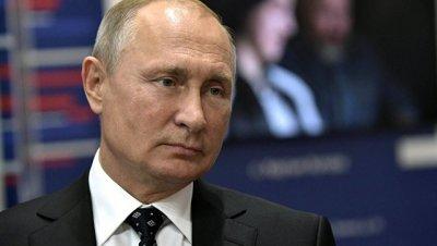 Путин прибыл в Крым на заседание Госсовета по реализации майского указа
