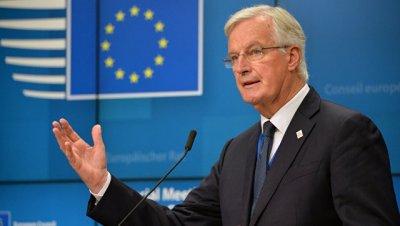 Главный переговорщик от ЕС назвал переговоры о Brexit сложными