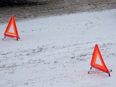 На трассе в Ростовской области в ДТП пострадали пять человек
