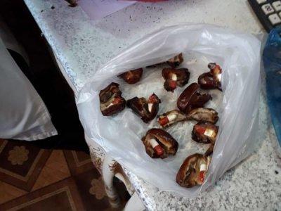 В колонию в Ростовской области пытались передать наркотики в сухофруктах