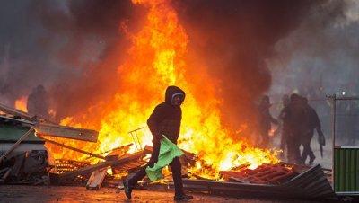 В Париже оценили ущерб от беспорядков на субботней акции протеста