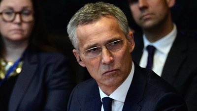 НАТО оценивает ситуацию в Черном море, заявил Столтенберг