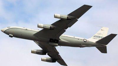 США провели внеплановый полет над Украиной по договору об открытом небе