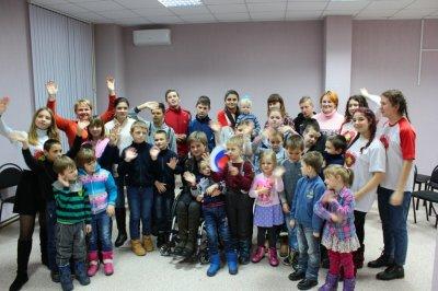 В Центре культурного развития на Заречном прошел «Урок доброты»