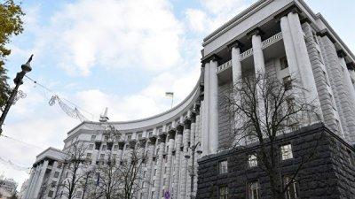 Правительство Украины утвердило план мер по военному положению в стране