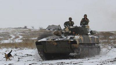 В ДНР заявили о готовности принять меры в случае наступления силовиков