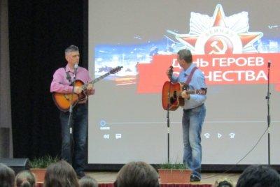 В Белой Калитве прошёл концерт  «Время выбрало нас»