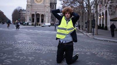 Во Франции перед протестами