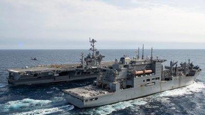National Interest предрек поражение флоту США в войне с Россией