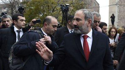 ЦИК Армении объявил победе блока Пашиняна на парламентских выборах