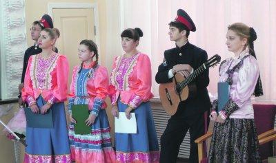 Фестиваль казачьих династий «Казачьему роду нет переводу!» прошел в Белой Калитве