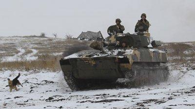ЕС указал на необходимость отвода сил с линии соприкосновения в Донбассе