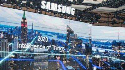 Интеллект Google — телевизорам Samsung