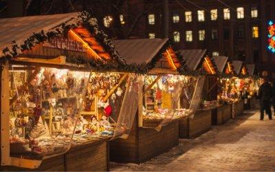 Второй год в Белой Калитве пройдёт рождественская благотворительная ярмарка.