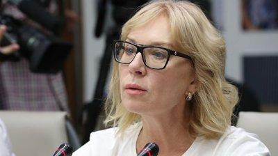 Омбудсмен Украины заявила, что встретится с Москальковой в понедельник