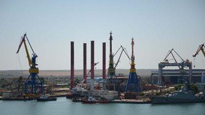 Для строительства судов для Сирии могут задействовать крымские верфи