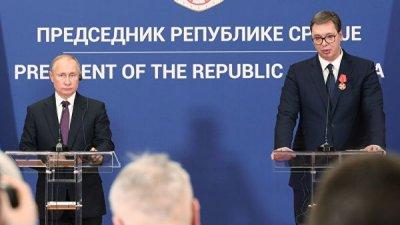 Вучич прокомментировал сотрудничество с Россией в сфере космоса