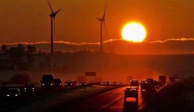 Последние четыре года выдались самыми жаркими в современной истории