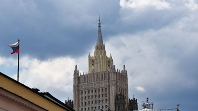 В МИД прокомментировали американские санкции против российского госдолга