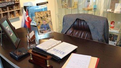 В Турции открыли мемориальный кабинет-музей Андрея Карлова