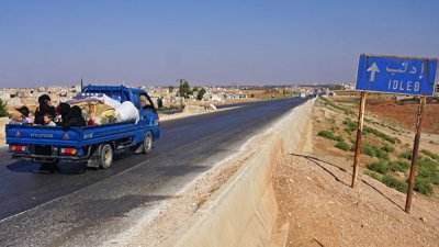 Россия и Турция отметили важность борьбы с угрозами безопасности в Идлибе