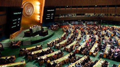 МИД надеется на поддержку проекта резолюции Москвы и Каракаса в ООН