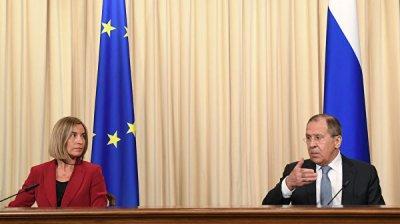 Лавров намерен обсудить ситуацию в Венесуэле на встрече с Могерини