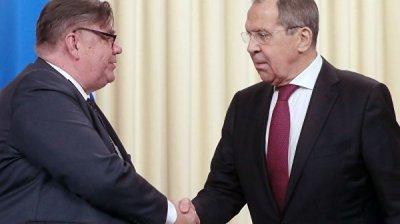 Финляндия готова содействовать России и США в диалоге по ДРСМД