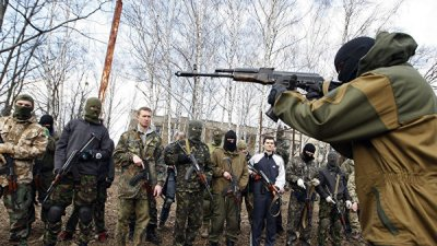 В ЛНР заявили о возвращении украинских нацбатальонов в Донбасс