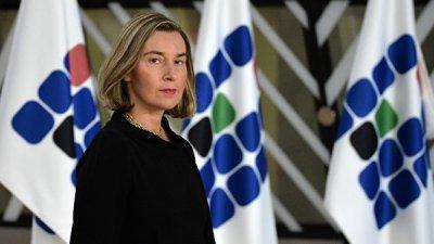Могерини рассказала об ожиданиях от переговоров с Помпео