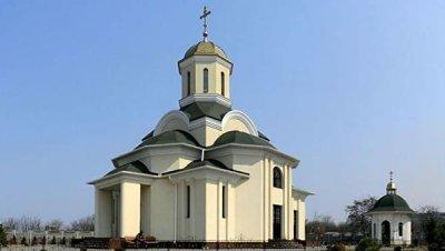 В Запорожье задержали трех человек при попытке поджога храма УПЦ