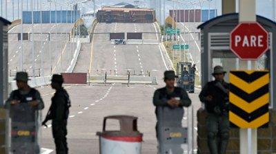 Пострадавших у границы с Бразилией венесуэльцев доставили в госпиталь