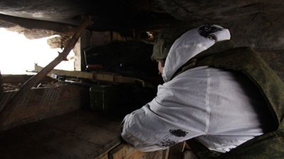В ДНР сообщили о гибели трех ополченцев из-за обстрелов силовиков