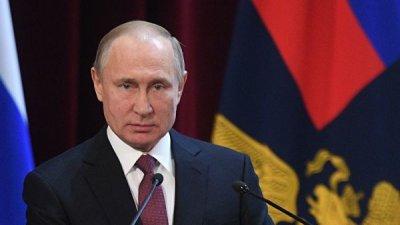 Путин рассказал о планах по созданию группы по нормализации в Сирии