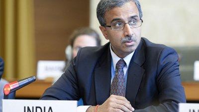 Индии не нужны посредники для решения кризиса с Пакистаном, заявил посол