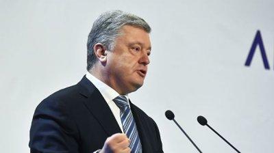 Порошенко заявил, что ЕС выделит 50 миллионов евро на безопасность Азова